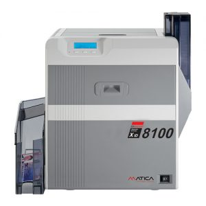 XID 8100 Card Printer