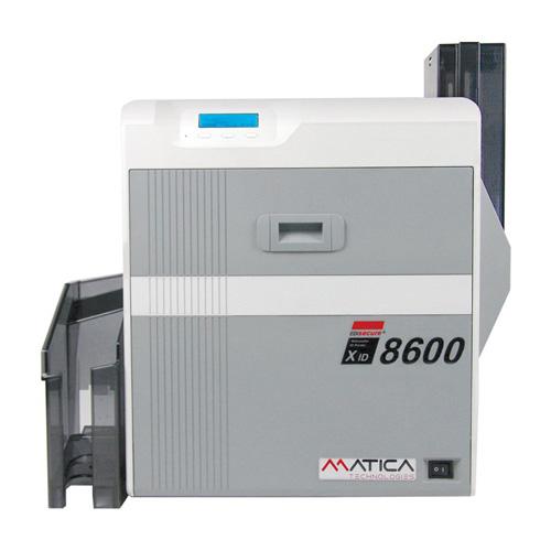 XID 8600 Card Printer