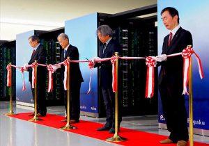 ابرکامپیوتر فوگاکو سوپرکامپیوتر Fugaku