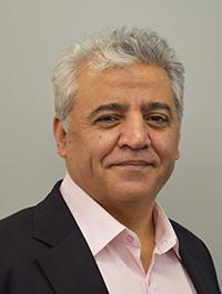 دکتر مهران شکرانی - سپهر انفورماتیک درخشان